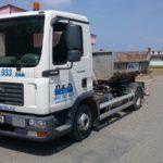 Odvoz a likvidace odpadů